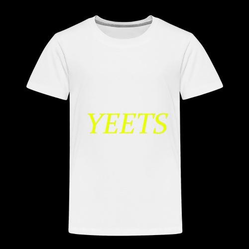 YEETS - Toddler Premium T-Shirt