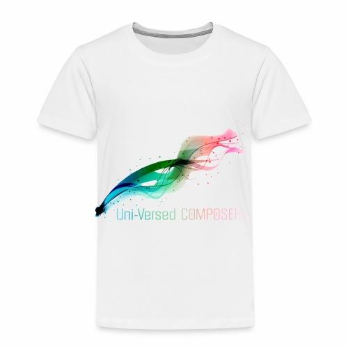 Uni-Versed COMPOSERs - Toddler Premium T-Shirt