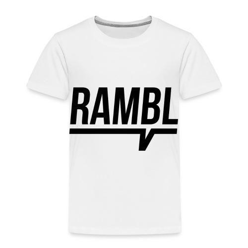 RAMBL - Toddler Premium T-Shirt