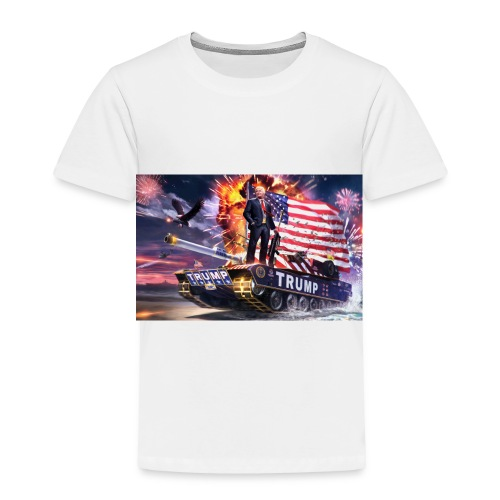 President Trump - Toddler Premium T-Shirt