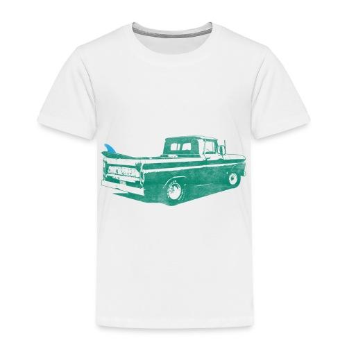Vintage Surf Truck2 - Toddler Premium T-Shirt