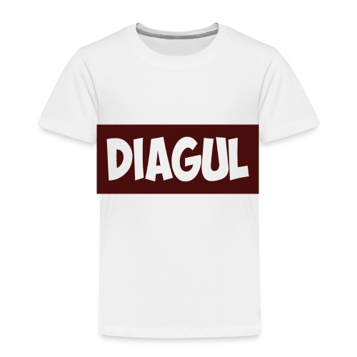 Diagul shirt - Toddler Premium T-Shirt