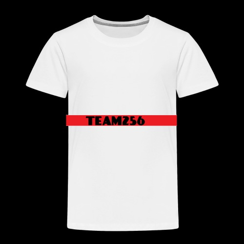 TEAM256 Official Logo - Toddler Premium T-Shirt