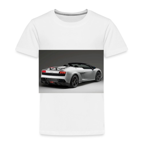 2012 lamborghini gallardo convertible lp 570 4 spy - Toddler Premium T-Shirt