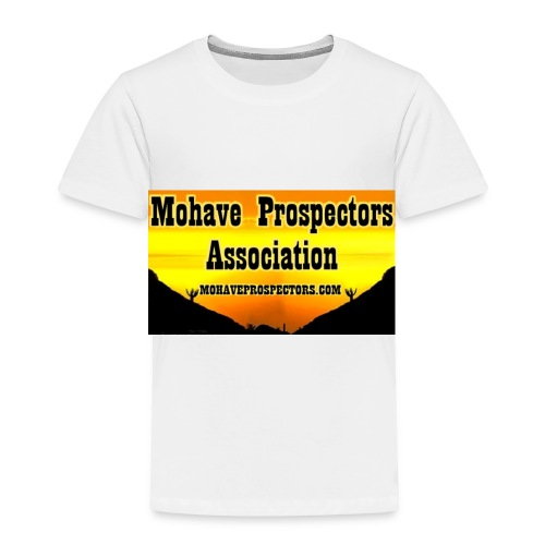 MPA Nametag - Toddler Premium T-Shirt