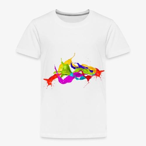 Paint Flow - Toddler Premium T-Shirt