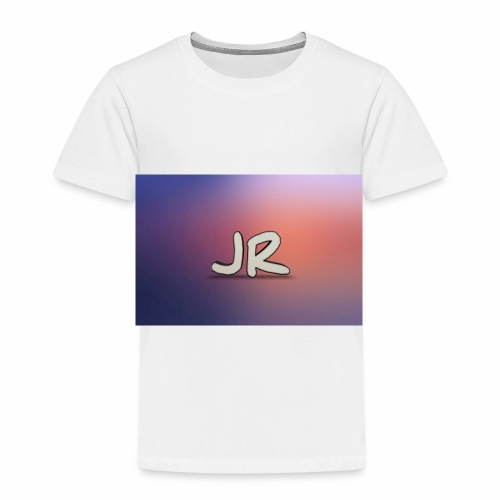 JR shirt - Toddler Premium T-Shirt