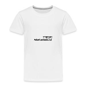 Niagarian Hoodie - Toddler Premium T-Shirt