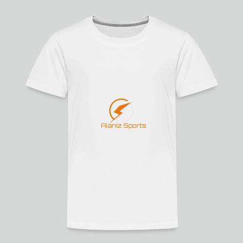 AlanizSports #3 - Toddler Premium T-Shirt