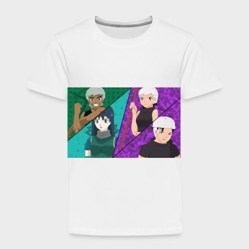 moha_team - Toddler Premium T-Shirt