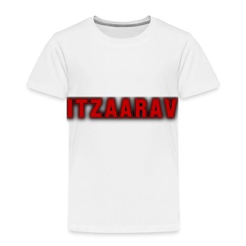 itzaarav - Toddler Premium T-Shirt