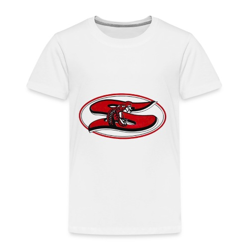 Sharyland-High-School-logo - Toddler Premium T-Shirt