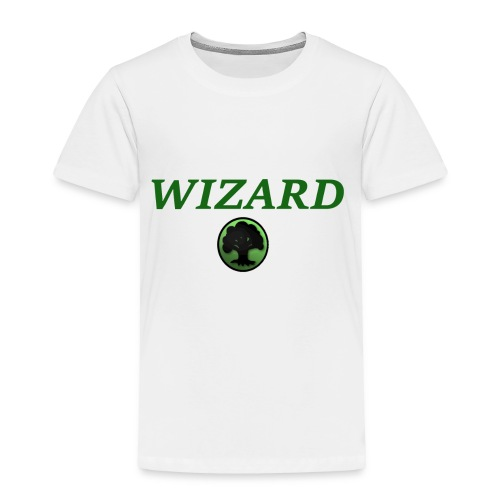 Forest Wizard - Toddler Premium T-Shirt