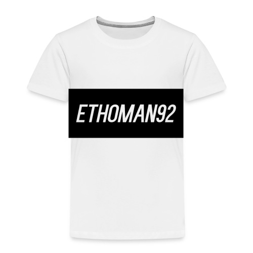Ethoman92 Shirt Design - Toddler Premium T-Shirt