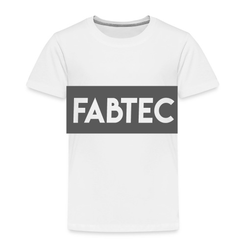 NEW FABTEC SHIRT - Toddler Premium T-Shirt