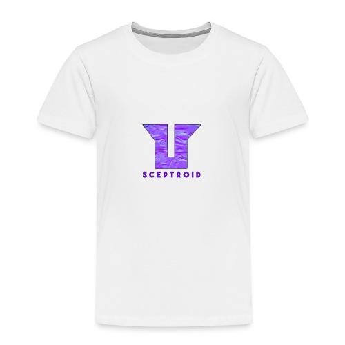 Old ScepTroid Logo Sweatshirt! - Toddler Premium T-Shirt