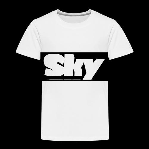 Sky's Official Shirt - Toddler Premium T-Shirt