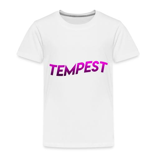 FIRE TEMPEST MERCH! - Toddler Premium T-Shirt