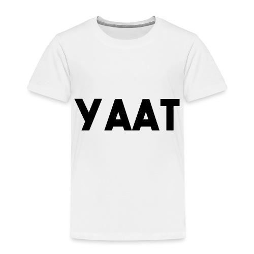 ICEshock YAAT - Toddler Premium T-Shirt