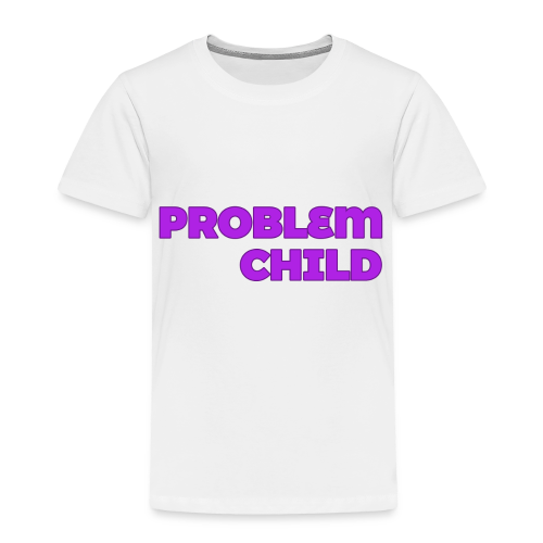 Problem Child Logo - Toddler Premium T-Shirt