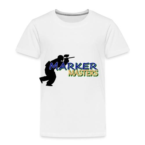 Marker Masters Logo - Toddler Premium T-Shirt