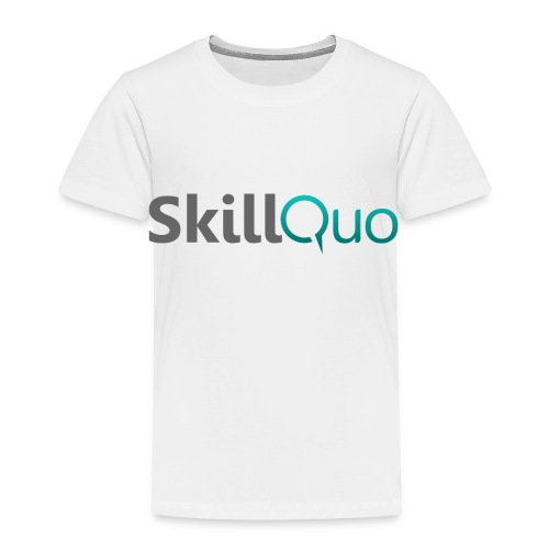 SkillQuo New - Toddler Premium T-Shirt