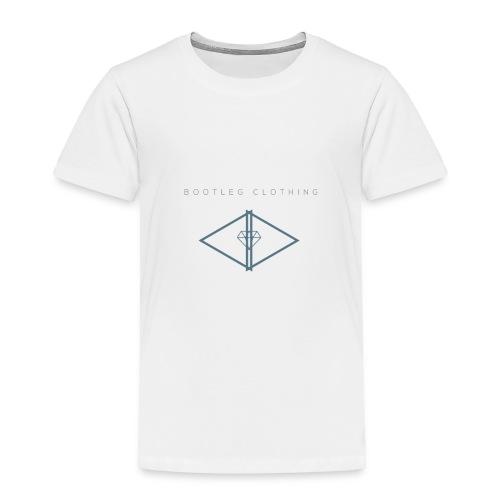 Bootleg Diamond Logo - Toddler Premium T-Shirt