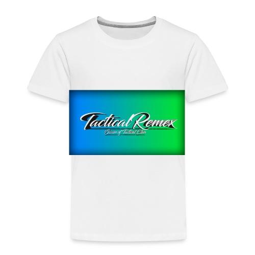 My second shirt - Toddler Premium T-Shirt