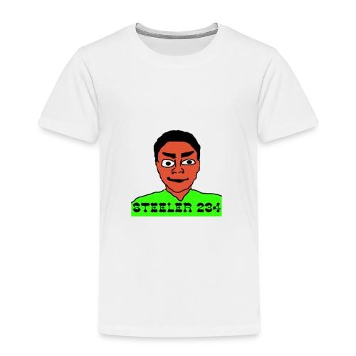 Steeler 234 Apparel - Toddler Premium T-Shirt