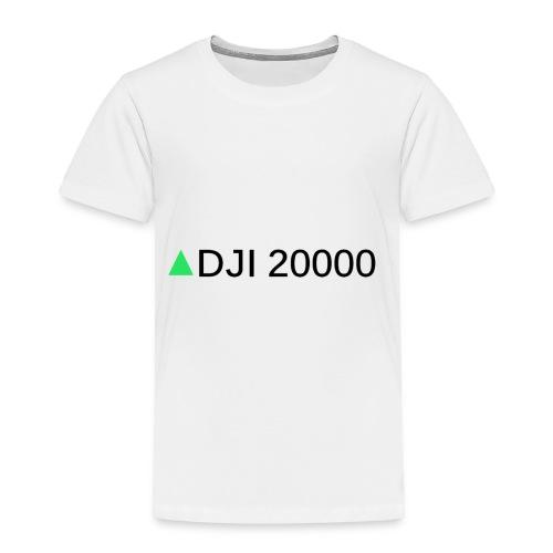DJI 20000 - Toddler Premium T-Shirt