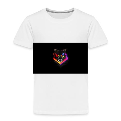 wolf - Toddler Premium T-Shirt