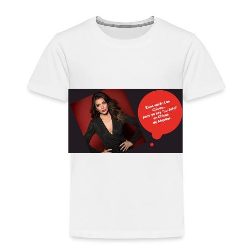 La Jefa - Toddler Premium T-Shirt