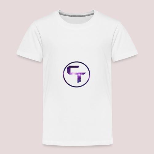 CamTremblay Official Logo - Toddler Premium T-Shirt