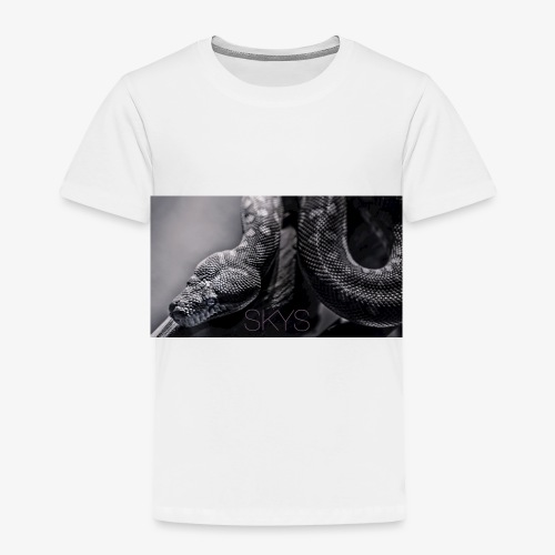 snake S - Toddler Premium T-Shirt