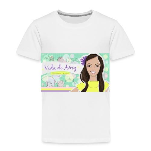 Vida de Amy T Shirt - Toddler Premium T-Shirt