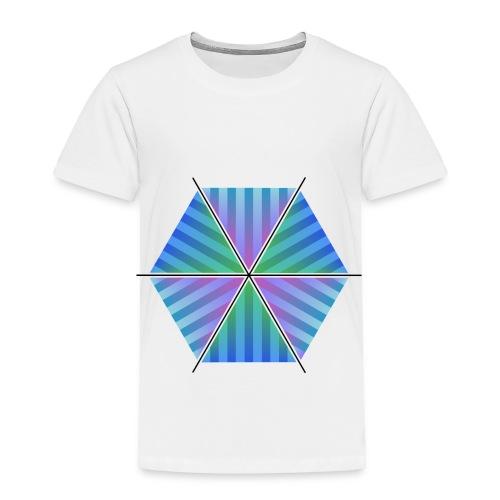 Hexagon of Eternality - Toddler Premium T-Shirt