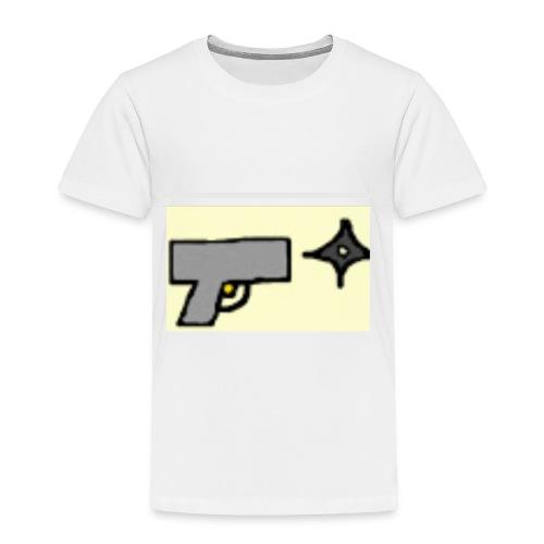 ASAP ninja youtube logo - Toddler Premium T-Shirt