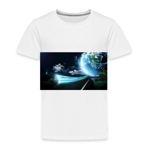 cool space - Toddler Premium T-Shirt