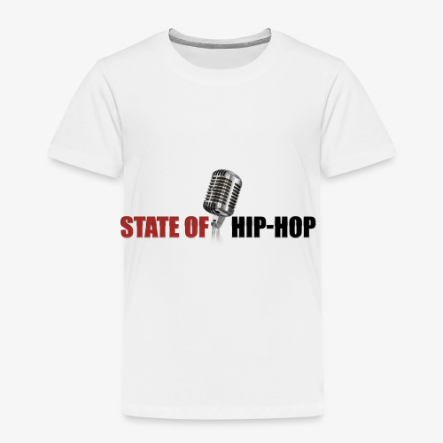 State of Hip-Hop - Toddler Premium T-Shirt