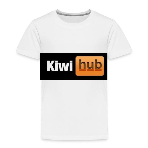 Official kiwi shirts - Toddler Premium T-Shirt