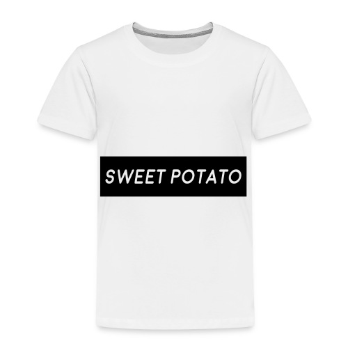 sweet potato - Toddler Premium T-Shirt