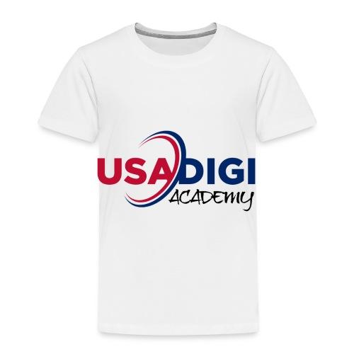 USA DIGI ACADEMY - Toddler Premium T-Shirt