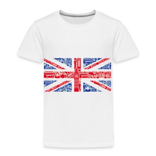 London - Toddler Premium T-Shirt