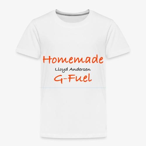 Homemade G-Fuel Lloyd Andersen - Toddler Premium T-Shirt