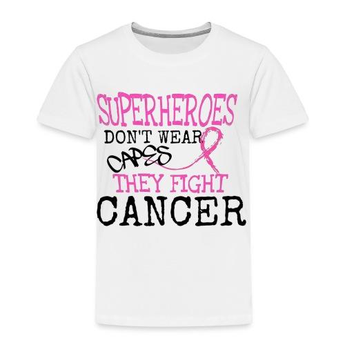 Breast Cancer Awareness - Toddler Premium T-Shirt
