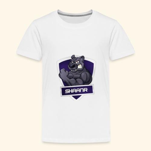 SHAAN X WOLFY - Toddler Premium T-Shirt