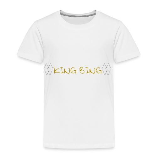 King Bing - Toddler Premium T-Shirt