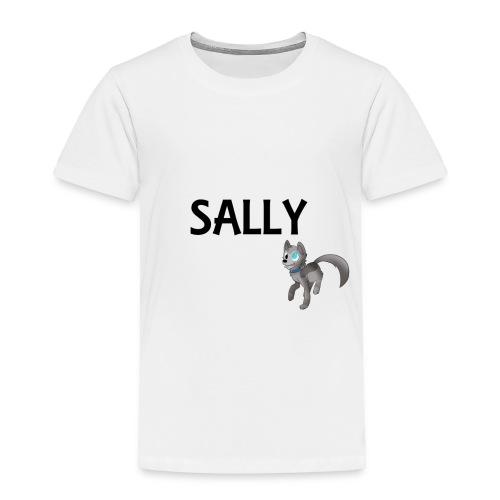 silly sally T-Shirt - Toddler Premium T-Shirt