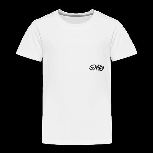 Niffy Aura Merch - Toddler Premium T-Shirt