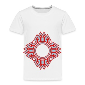 New Mexico Zia Symbol Streetwear - Toddler Premium T-Shirt